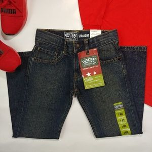 Boys' Signature Levi's Size 7 Straight Jeans